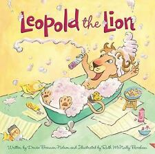 Leopold the Lion-ExLibrary