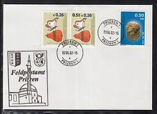 A 18 ) beautiful Special Cover Interim Administration in the Kosovo 2002