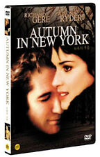 Autumn In New York -  Joan Chen, Richard Gere, Winona Ryder, 2000 / NEW