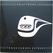 KRAFTWERK LP Trans Europe Express SEALED 180gm Remaster 2009 Audiophile+ BOOKLET
