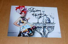 Gabby Young and Other Animals*,  original signierte Autographcard 10x15