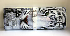 Magazine Cover Clutch Easy Tiger Put Your Claws Away Bag NEW