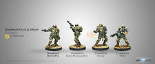 Infinity Corvus Belli Haqqislam Djanbazan Tactical Group metal new