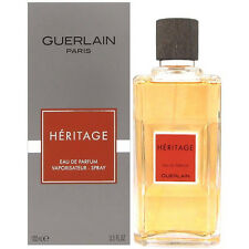 HERITAGE (NEW) * Guerlain 3.3 oz / 100 ml Eau de Parfum (EDP) Men Cologne Spray