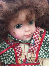 "Pittsburgh Originals ""Sugar Cookie"" Doll by Chris Miller, MIB, LE #427/2500"