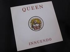 "QUEEN  :  DJ Promo 1991 Innuendo 12"" Promotional Single Vinyl Record (300 ONLY)"