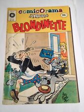 Comicorama Blondinette # 1065 Edition Heritage French Blondie And Dagwood