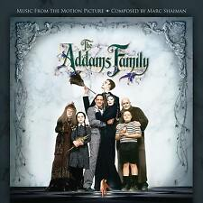 The Addams Family - Complete Score - Limited 3000 - Marc Shaiman