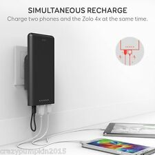 Anker Zolo 12000mAh Portable Power Bank Charger Magnetic External Battery Pack