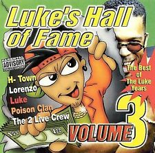 Various: Luke's Hall of Fame Volume  3 Explicit Lyrics Audio Cassette
