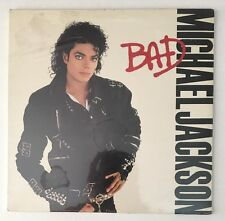 Michael Jackson - BAD - SEALED 1987 1st Press Vinyl LP Record E 40600