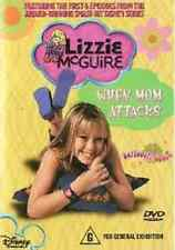 LIZZIE MCGUIRE: WHEN MOM ATTACKS - DVD, HILARY DUFF, WALT DISNEY, SEALED NEW