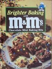 Brighter Baking with M&M's Cookbook Hardcover