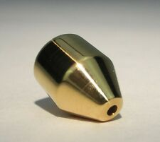 Single-hole steam wand tip / nozzle for La Pavoni and others, Latte Art nozzle