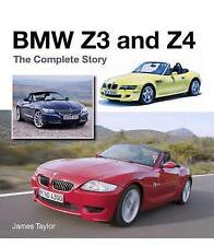BMW Z3 and Z4: The Complete Story by James Taylor (Hardback, 2017)