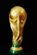 FIFA World Cup Trophy - Brazil 2014 - Russia 2018 - German Winners Cup - 1:1