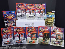 Racing Champions & Winner's Circle Cool Customs Total of 10 1:64 diecast cars