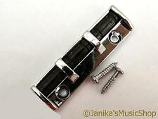 ELECTRIC GUITAR STRING ROLLER NUT FOR STRINGS ST TL NEW PARTS CHROME NEW