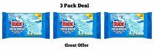 Toilet Duck Fresh Brush Refill Pads12s x 3 Pack Free P&P