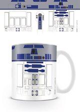 STAR WARS R2 D2 MUG NEW 100 % OFFICIAL MERCHANDISE