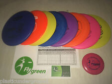 BUILD YOUR OWN FRISBEE GOLF INNOVA STARTER SET 8 DISCS+ PERFECT FOR BEGINNERS.