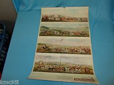 1975 Michelin Tire Advertising Calendar Tires Printed in Paris France Horse