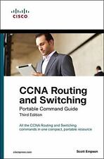 Portable Command Guide Ser.: CCNA Routing and Switching by Scott Empson...