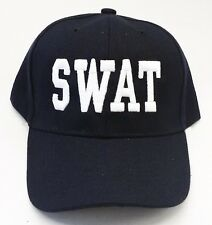 ***SWAT*** MILITARY BASEBALL CAP HAT FREE SHIPPING TO USA