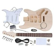 PROJECT ELECTRIC GUITAR BUILDER KIT DIY WITH ALL ACCESSORIES NEW A9T3
