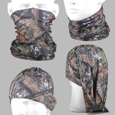 Mossy Oak Camo A225 Free Style Tubu Scarf Mask Bandana Hood 300-Colored Options