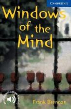 Cambridge English Readers: Windows of the Mind by Frank Brennan (2001,...
