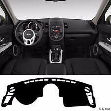 Dash Acc Sun Cover Mat Pad Carpet for KIA Soul 2009-2013 K37