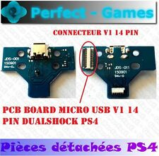 PCB port socket dock charging micro USB controller dualshock V1 14 pin SONY PS4