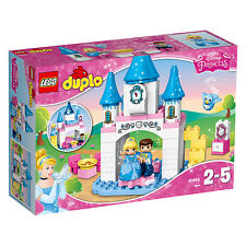 10855 Lego Duplo Princess Cinderella´S Magical Castle 56 Pieces Age 2-5 New 2017