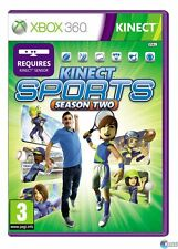 Kinect Sports: Season Two (Microsoft Xbox 360) PAL Region, Brand New, Sealed !!