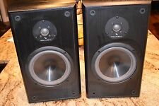 "PAIR OF INFINITY STERLING HOME SPEAKERS -SS 2003 18.5"" BY 10.5"" BY 9.5"""