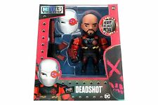 """Jada Diecast Metals DC Suicide Squad 6"""" Deadshot M116 With Inter Changeable Mask"""