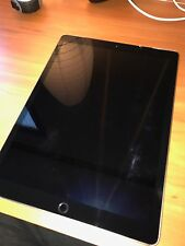 Apple iPad Pro 256GB, Wi-Fi + Cellular (Unlocked), 12.9in - Space Gray...