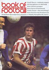 GEOFF HURST WEST HAM / PAULO CESAR / WOLVES Book of football Part 61