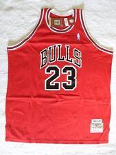 Chicago Bulls Authentic Michael Jordan Jersey 86-87 52 2XL Mitchell & Ness M&N