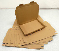Cardboard Postal Mail Boxes PIP (Large Letter) 218x159x20mm - C5 (MULTI LISTING)