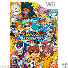 New Nintendo Wii Inazuma Eleven Go Strikers 2013 Japan import
