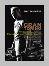 "GRAN TORINO PP SIGNED 12""X8"" POSTER CLINT EASTWOOD"