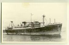 c0247 - Shaw Savill Line Cargo Ship - Waiwera , built 1944 - photograph