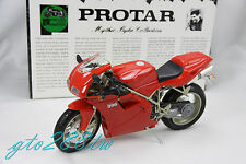 "Protar 1/9 scale Ducati 996 ""Biposto"" Edition - Red *Ultra Rare, w/Metal part*"
