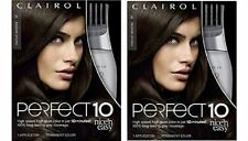 Clairol Perfect 10 Hair Color Dye 5 Medium Brown Permanent Set of 2  Y&