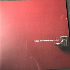 Kings Of Convenience - Versus - NEW & SEALED Vinyl LP Record Shop Day 2016