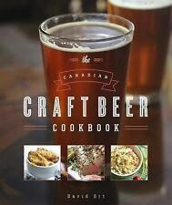 The Canadian Craft Beer Cookbook-ExLibrary