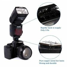 Triopo TR-981C High-Speed Flash Speedlite 1/8000 Light For Canon SLR camera, NEW