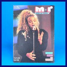 DDR | Melodie und Rhythmus 7/1989 | Al Jarreau Kool & The Gang Taylor Dane